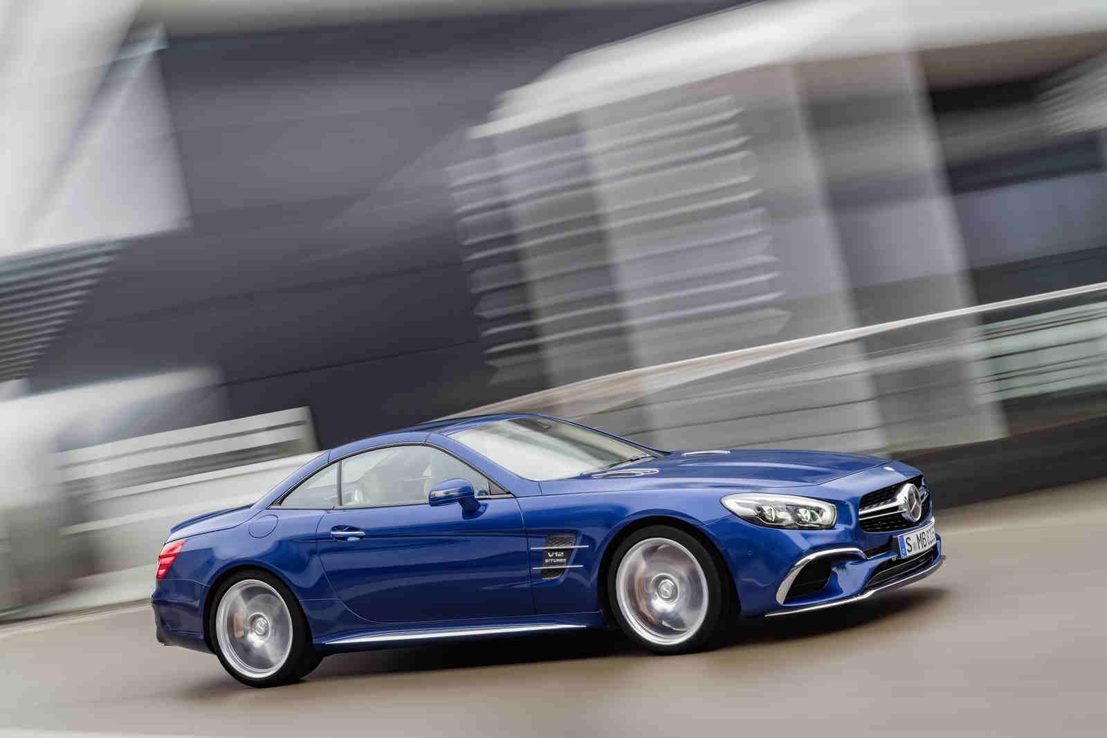 2017 Mercedes Benz Sl 8