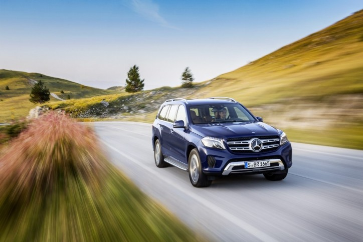 UK Pricing For The Mercedes-Benz GLS Released