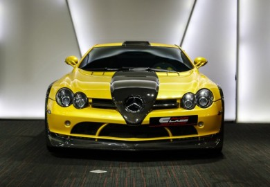 Hamann-Tuned Mercedes-Benz SLR McLaren Available In Dubai