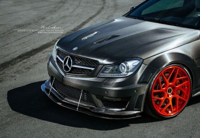 Weistec Engineering Tunes Mercedes-Benz C63 AMG