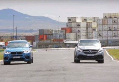 bmw x6 m vs mercedes-amg gle63 s