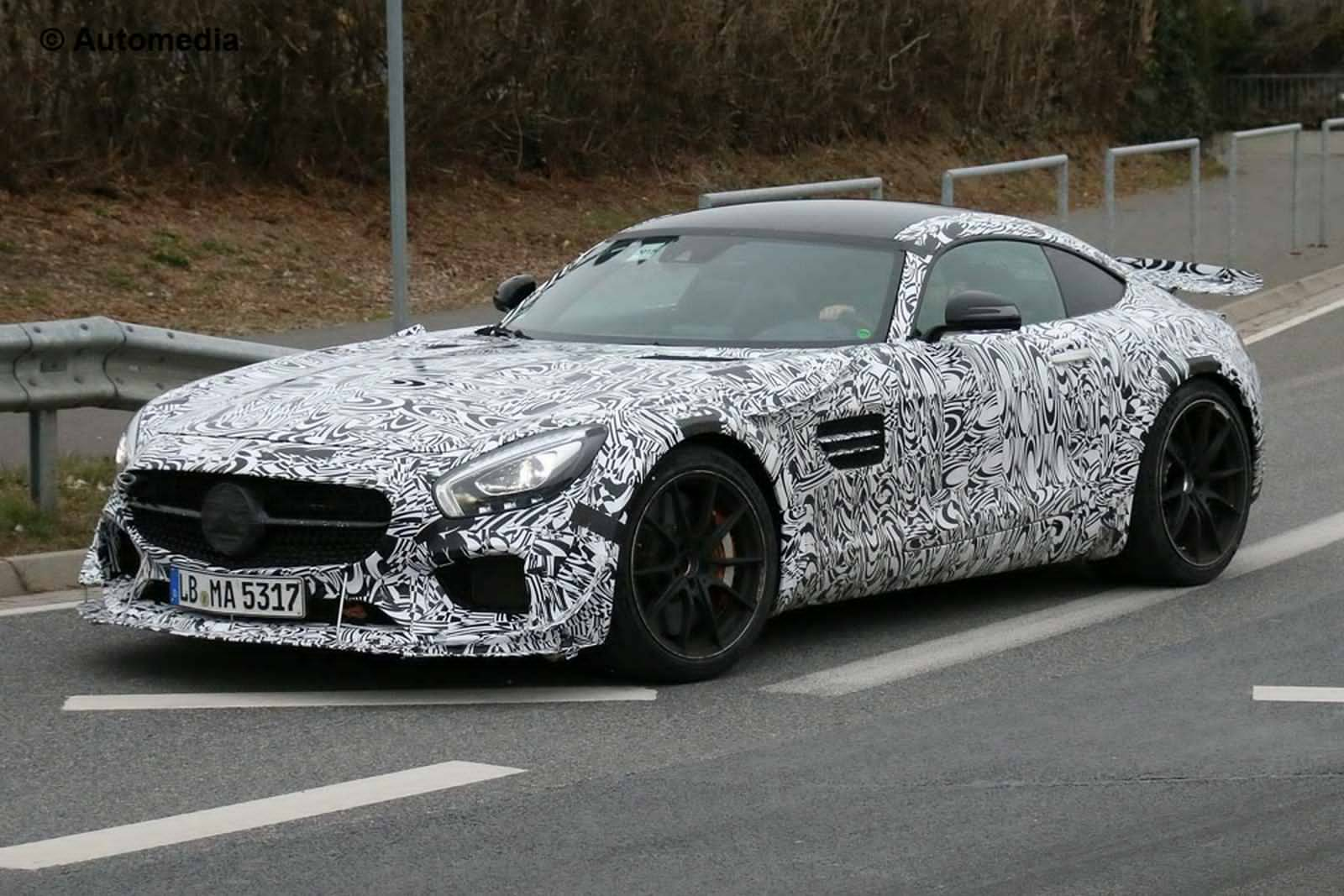 2015 Amg Gt >> Coming Soon: The Mercedes-AMG GT R