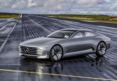 Mercedes-Benz Concept IAA Reappears In New Images And Videos