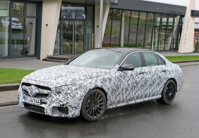 Nine-Speed Gearbox May Be Featured On Upcoming Mercedes-AMG E63