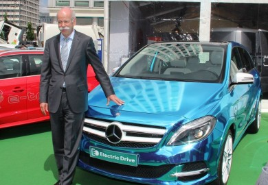 Daimler CEO Dieter Zetsche Prefers Woman To Replace Him