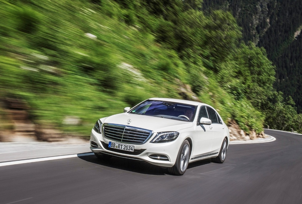 Recalls Issued By Mercedes-Benz In The US
