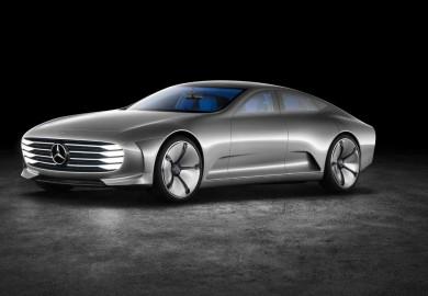 New Electric Vehicle Platform Being Developed By Mercedes-Benz