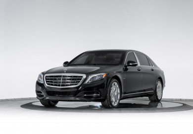 2016 Mercedes-Maybach S600 (1)