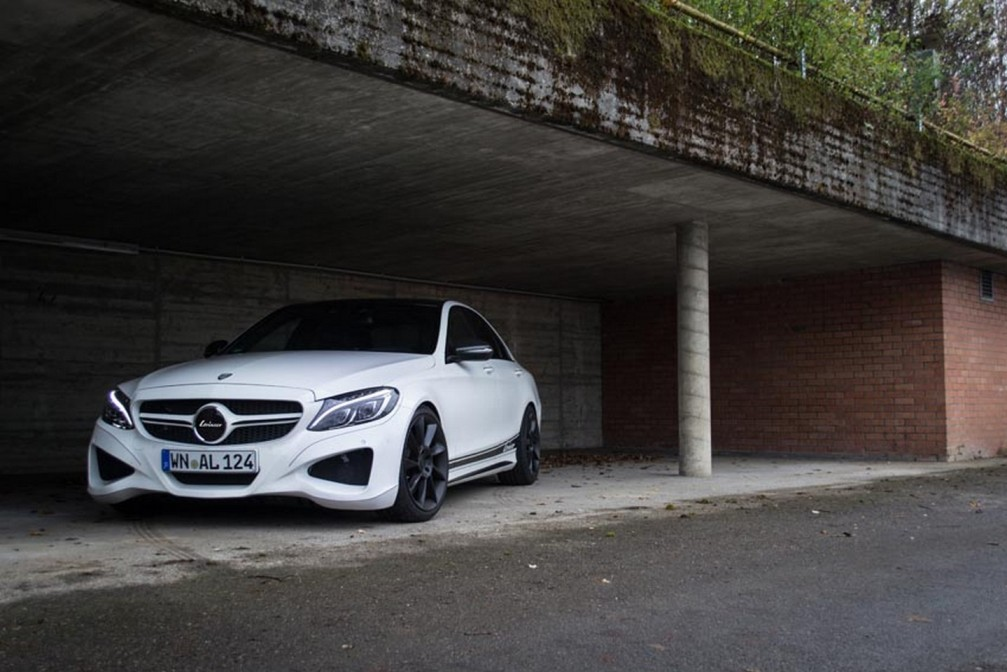 Check Out This Lorinser-Tuned Mercedes-Benz C450 AMG - BenzInsider ...