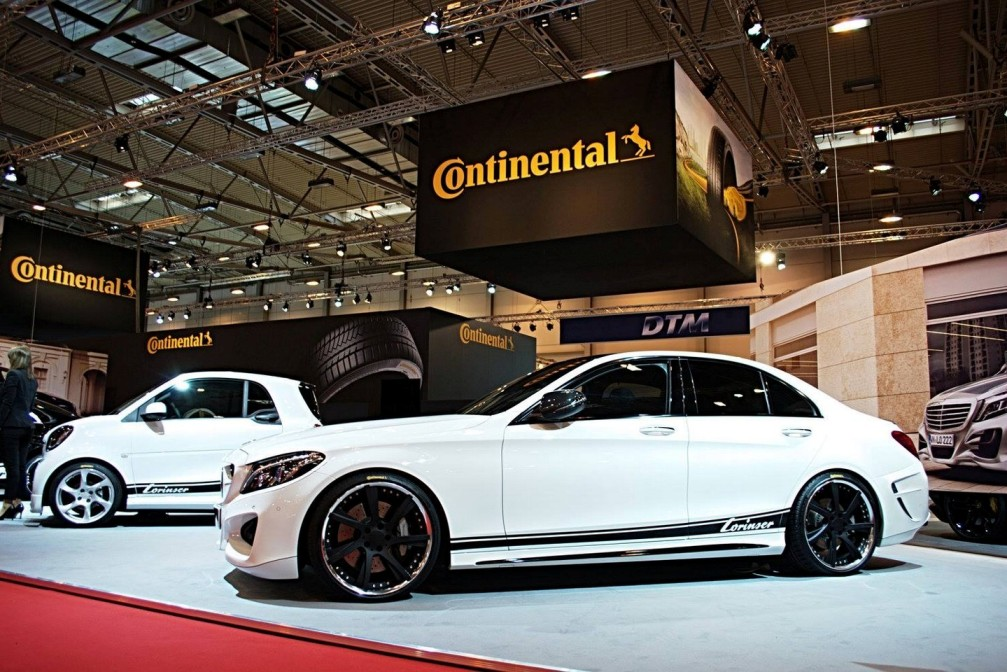 Check Out This Lorinser Tuned Mercedes Benz C450 Amg
