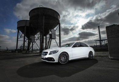 Mercedes-AMG C63 Power Output Enhanced By VATH