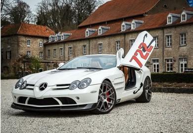 Mercedes SLR McLaren 1