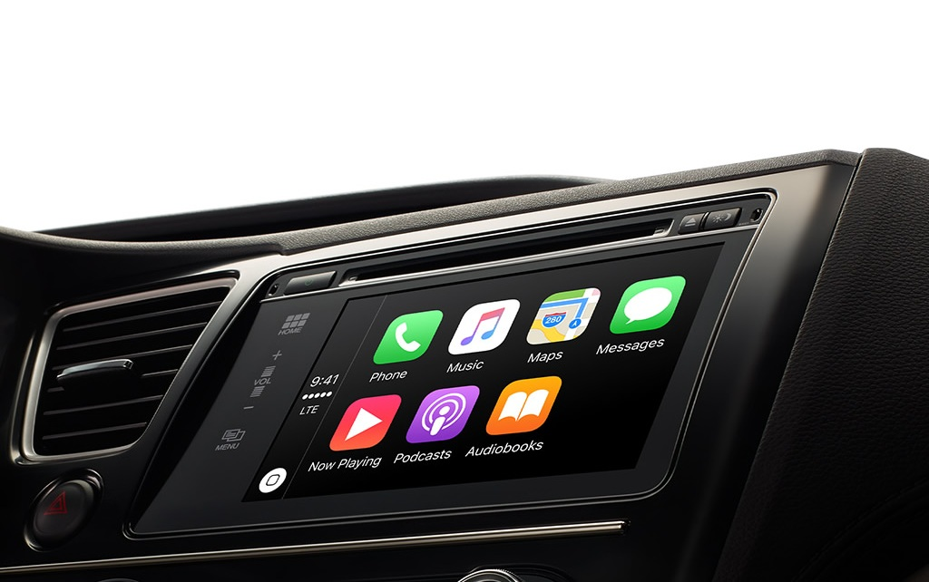Apple carplay will be released for select mercedes models for Mercedes benz apple carplay