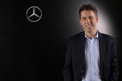 Dietmar Exler will take over the helm of Mercedes-Benz USA as President and CEO in 2016.