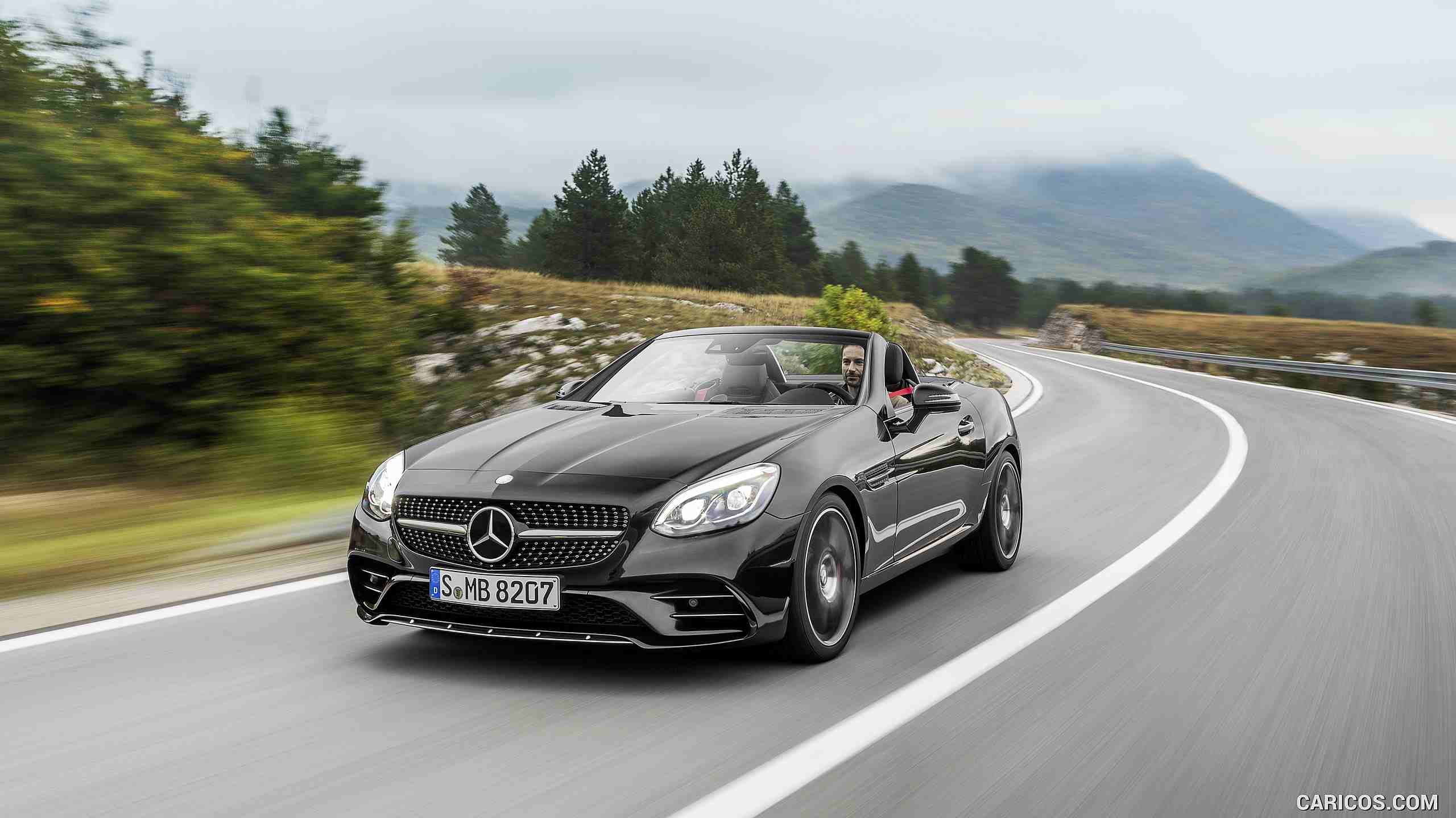 Key Features Of The Mercedes Amg Slc 43
