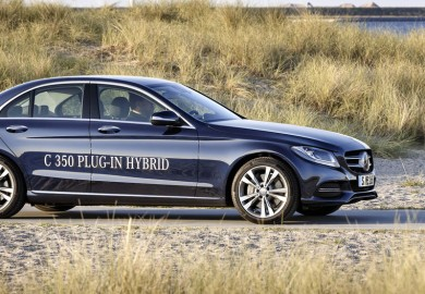 mercedes-benz C350 plug-in hybrid (4)