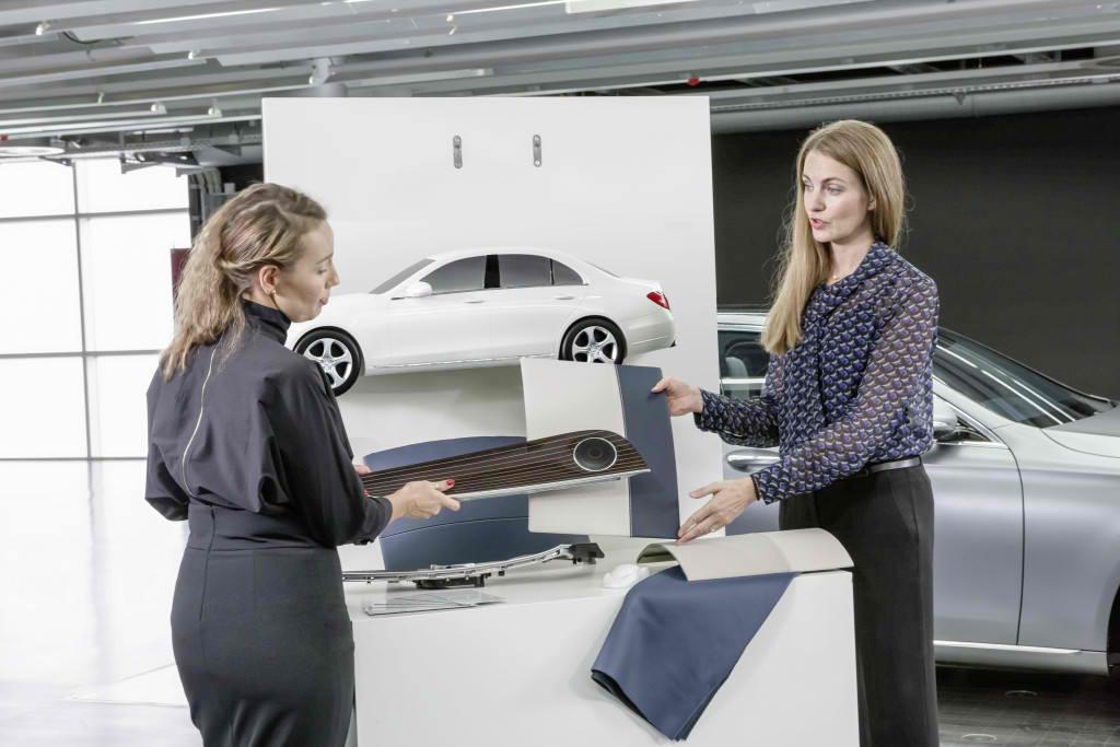 Mercedes' 2017 E-Class will borrow S-Class tech