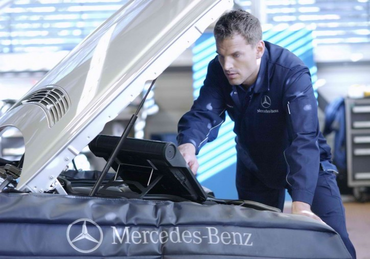 mercedes customer experience