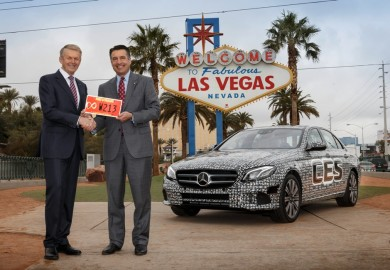 Driverless Mercedes-Benz E-Class Given Permit To Be Tested In Nevada