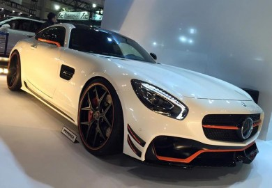 Mercedes-Benz AMG GT Black Bison of Wald International Unveiled
