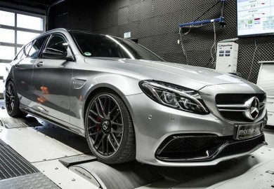 Mercedes-AMG C63 Wagon Tuned By Mccip-DKR