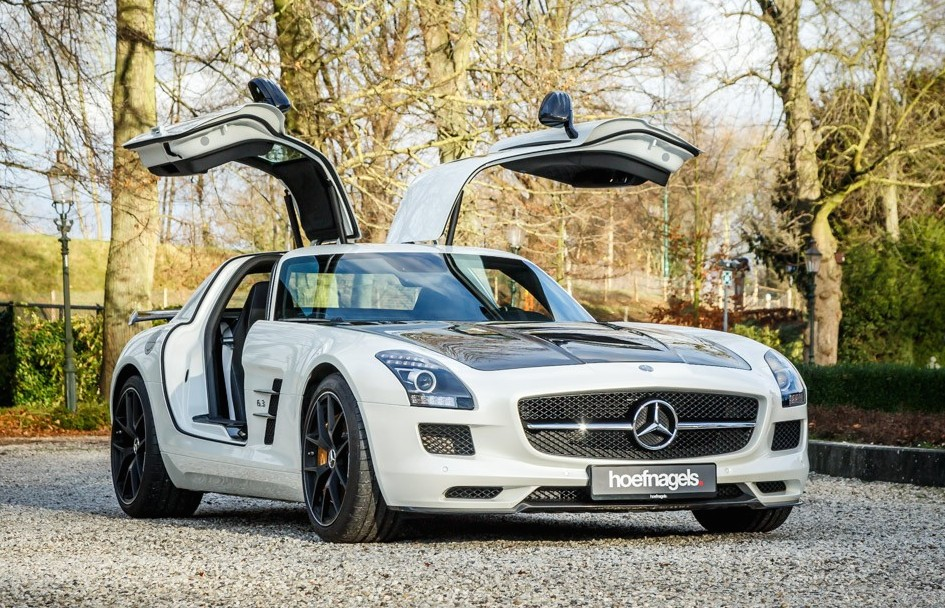 MercedesBenz SLS GT Final Edition Available In The Market