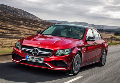 Realistic Rendering Of 2017 Mercedes-AMG E63 Revealed