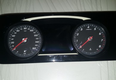 Dashboard Panel Of 2016 Mercedes-Benz E-Class Emerges On eBay
