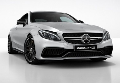 Night Package For Mercedes-AMG C63 Coupe Introduced