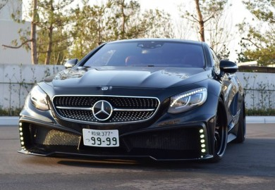 VITT Mercedes-Benz S-Class Coupe Gallery Released