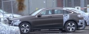 Latest Video Shows Mercedes GLC Coupe With Little Camo