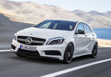 Mercedes-Benz-A45