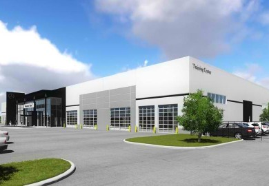 Mercedes-Benz USA Grapevine facility