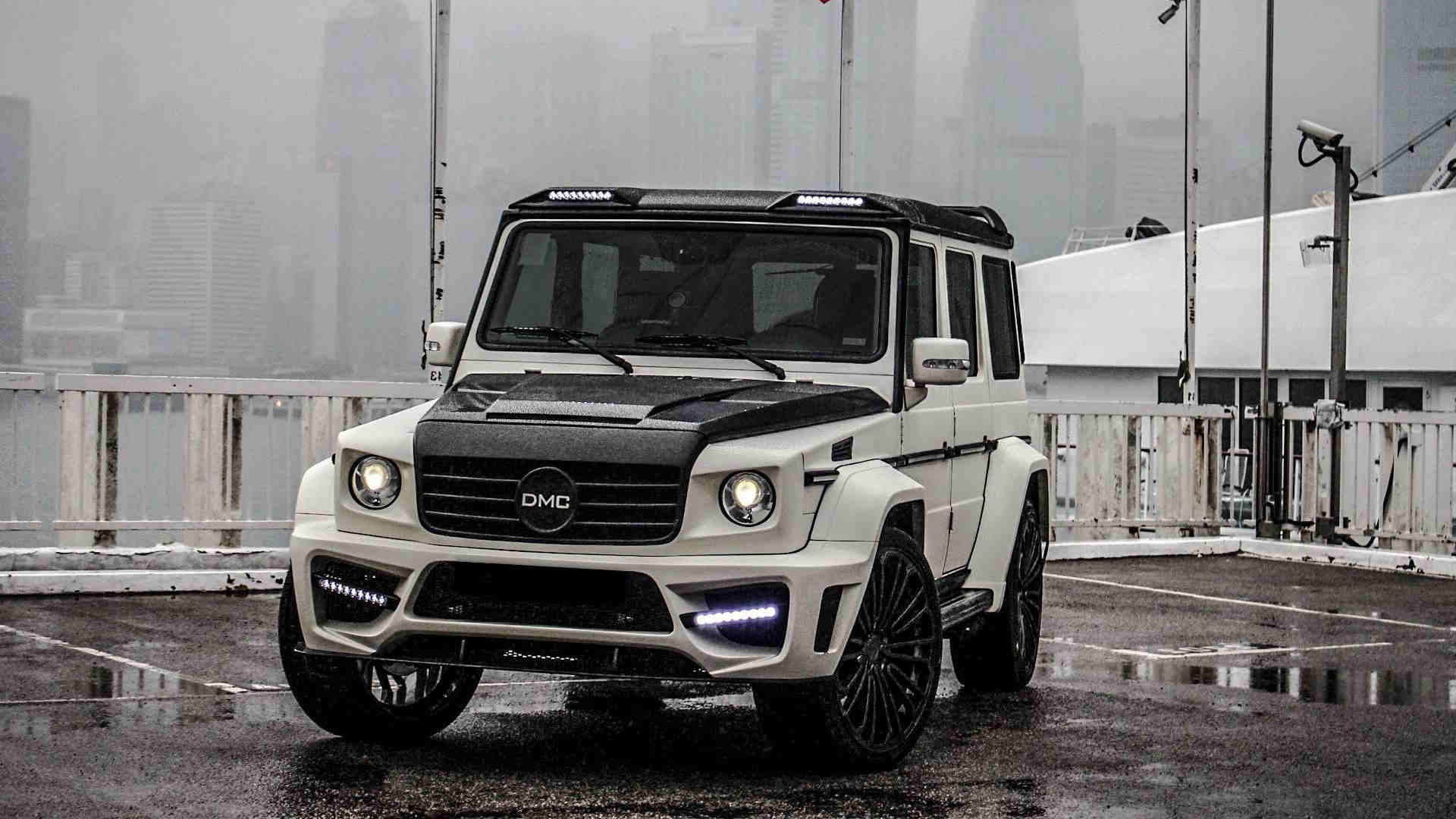 Image gallery g55 amg 2016 for Mercedes benz g class g55 amg for sale