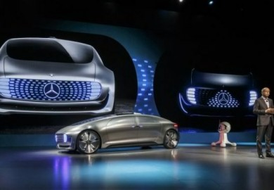 mercedes at ces