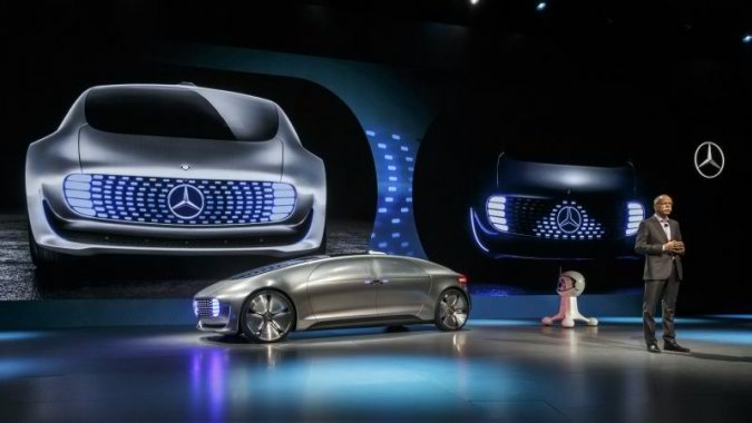 mercedes me, e-class, iaa will be highlighted at ces 2016