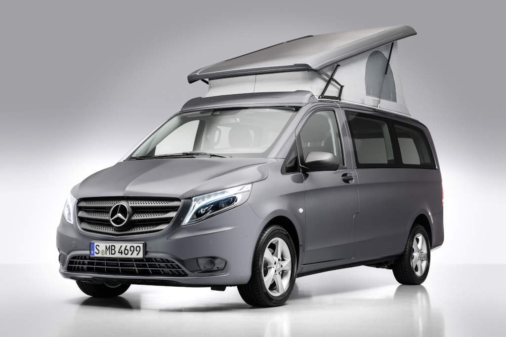 New amg line mercedes benz v class rolls out in spring for V class mercedes benz