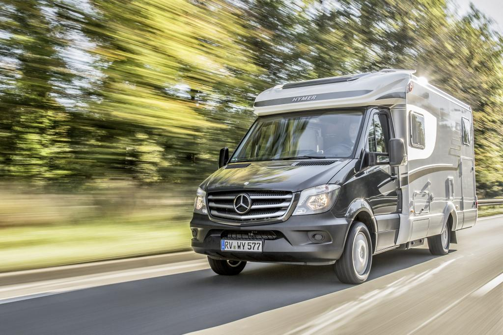 Luxury Camper Van >> New AMG Line Mercedes-Benz V-Class Rolls Out in Spring