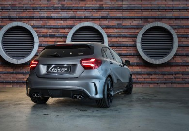 Mercedes-Benz A-Class Facelift Tuned By Lorinser