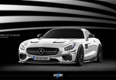 Official Images Of Mercedes-AMG GTS–RZ From RevoZport Released