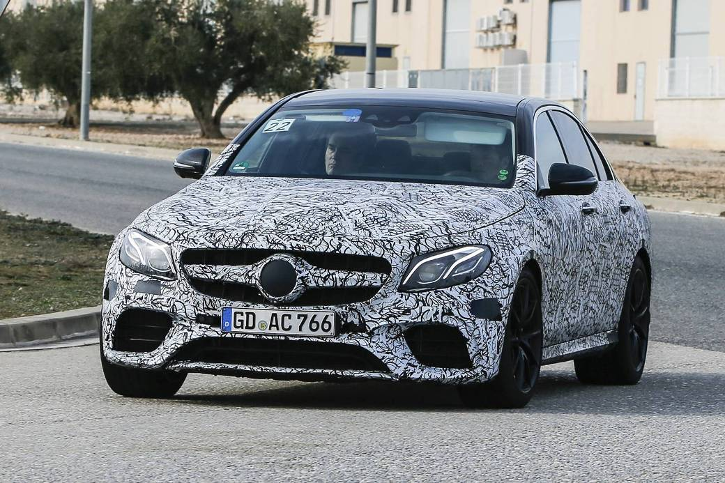 2018 mercedes benz e63 amg. wonderful 2018 latest spy shots of 2018 mercedesamg e63 throughout mercedes benz e63 amg