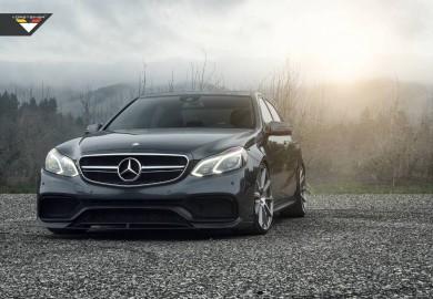 Vorsteiner Announces Aero Program For Mercedes-Benz E63 AMG