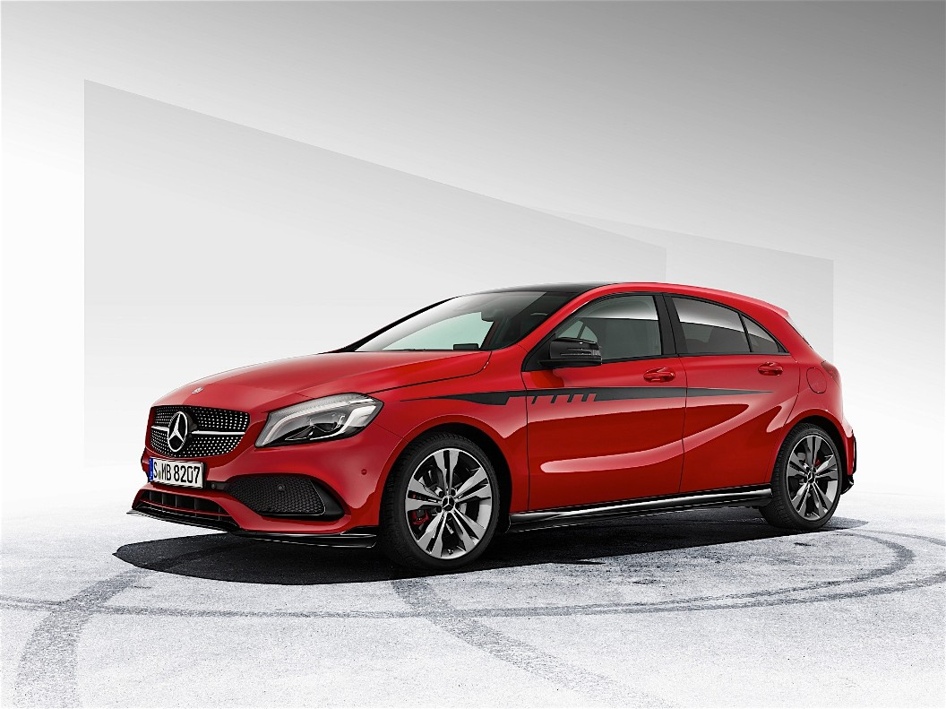 AMG Body Kit Introduced For Mercedes-Benz A-Class Facelift