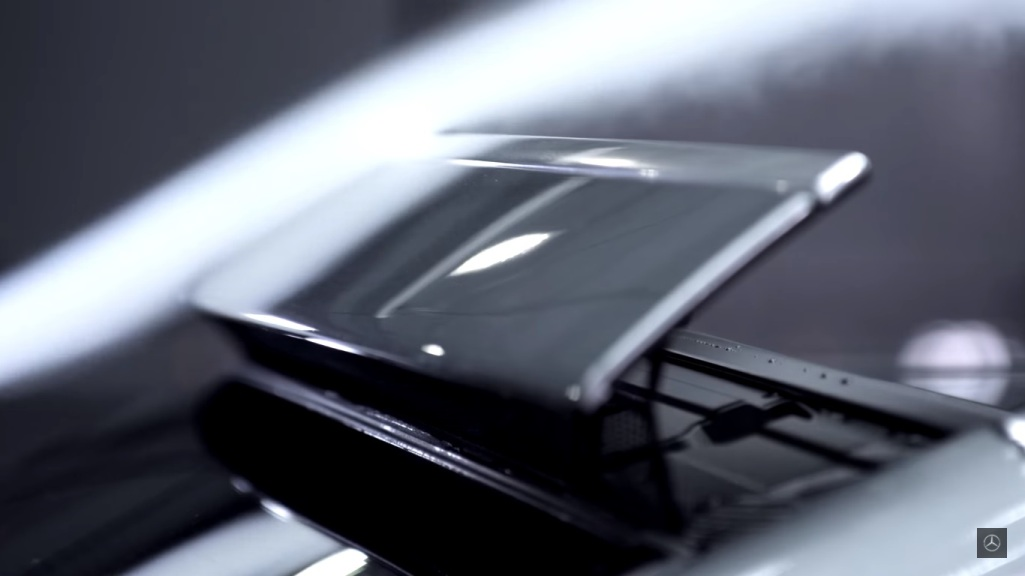 AirCap System To Be Featured On Mercedes-Benz C-Class Cabriolet