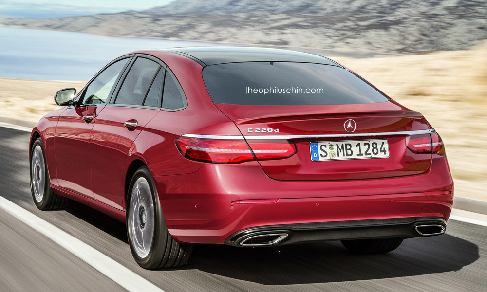 See the mercedes benz e class gt rendering for Mercedes benz employee discount