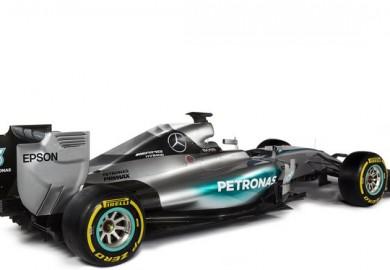 Mercedes F1 W07 predecessor