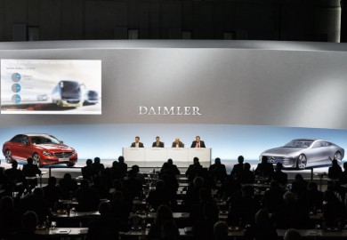 Daimler Annual Press Conference, Stuttgart February 4, 2016