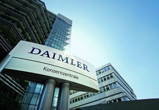 Daimler 2016 financial forecast a for Mercedes benz financial report 2016