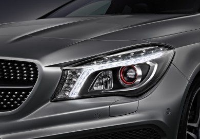 mercedes-benz LED lights