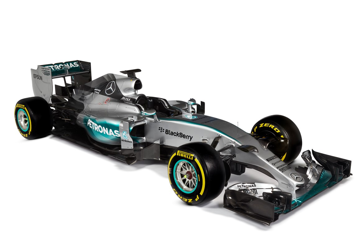 The Impact Mercedes F1 Success has had on Mercedes Road Cars ...